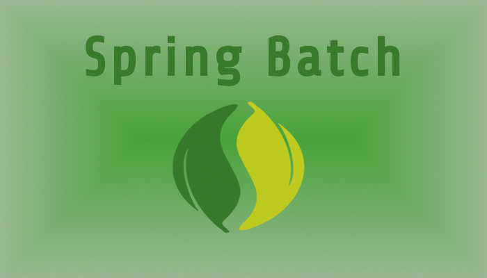 Spring-Batch
